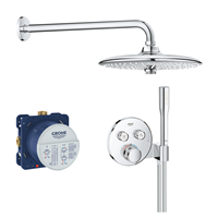 Grohe Grohtherm Smartcontrol, душ комплект